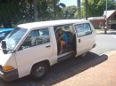 Our new/old Toyota Townace - 1989.