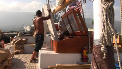 Haiti supplies