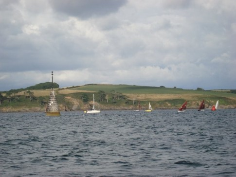 Off St Mawes