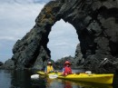 Kayaking on Grand Manan Island