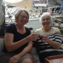 Happy Hour with Yvette aboard Madcap