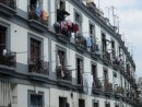 balconies and laundry