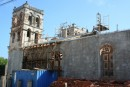 cathedral gets a facelift, baracoa