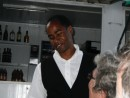 Michael - our favourite waiter in Santa Marta