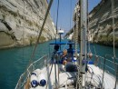 CorinthCanal 1: In the Channel