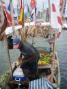 The Fruit Man in Rodney Bay Marina