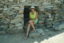 Kyphnos Islands, exploring ancient ruins