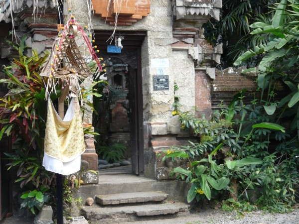 offerings are an important aspect of life in Bali