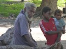 Far fewer elders than young people populate Vanuatu