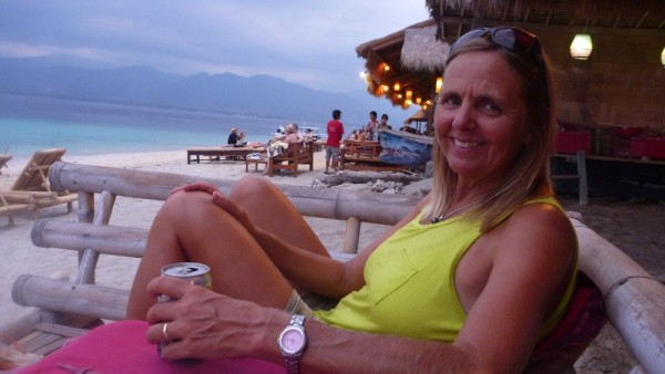 Gili Air was a fantastic spot to hang out, eat delicious food at cheap prices and enjoy girl time at the Spa.