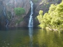Wangi Falls- what a great swimming hole