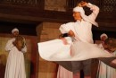 Whirling Dervish - we saw this amazing production in a very old mosque
