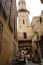Old Quarters of Cairo- lots of poking around here.