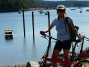 bike ride to Cortez Bay