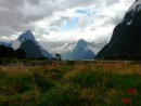 Milford Sound -late afternoon light