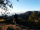 Early morning hike-Divisidero