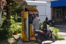 Smallest gas station on the planet?