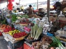 The Kupang local market spread out over blocks and blocks