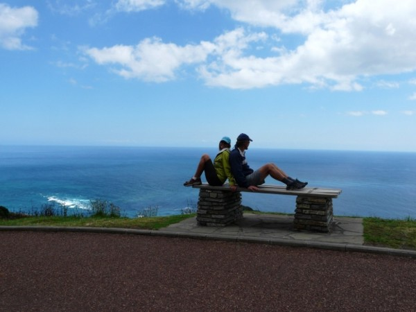 Cape Reinga rest