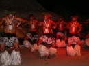 The Fire Dancers of Robinson Cruscoe resort- an amazing show!