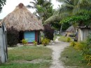Village near the caves where we did sevu sevu ceremony with chief