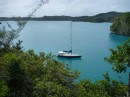 Anchorage in Bay of Islands