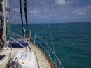 On Sea of Abaco