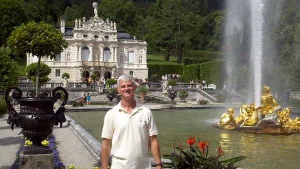"""Pocket Palace"" Linderhof"