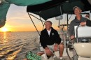 Sunrise on ICW to Ponce de Leon Inlet