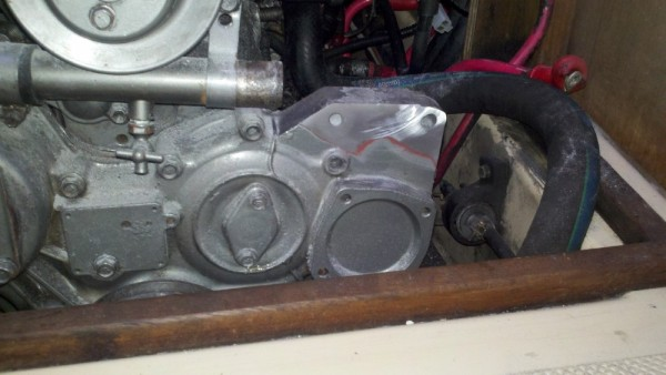 Nubs removed. Tom actually shaved them off instead of grinding. Faster, less mess!