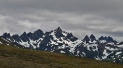 The Dientes de Navarino, just outside of Puerto Williams.
