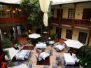 Hotel Santa Lucia: We splurged on this fancy hotel in Cuenca for $57/night with breakfast.
