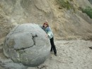 Famous Moeriki Boulders - East Coast, South Island