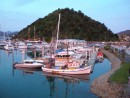 Picton, New Zealand - Gateway to the South I sland
