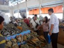 The market - what do they do with all these dried fish?