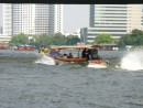 Longboat in Bangkok (remember those old James Bond movies?)