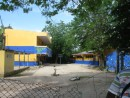 School for 350 kids and 12 teachers on Isla Grande, Rosarios