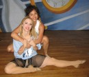 Me and Kelley...how I will miss All Star Dance Academy!