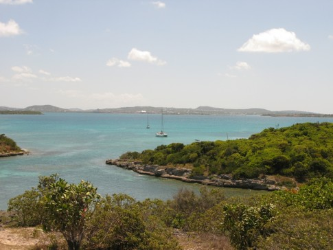 Zen off Bird Island Antigua