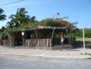 Open restaurant/bar on Isabela
