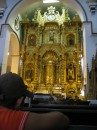 Oldest Catholic church in Central America in Old Town, Panama City