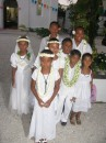 First Communion on Makemo