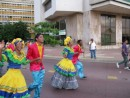 Dancers in Cartagena