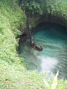 Trench Cave Pool, Uplolu, Samoa