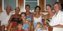 Our blended families: Karma, Zen and Flashback in Apia, Samoa