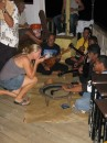 Kava ceremony in Neiafu