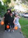 Watch out!  The Americans are in Oz for Halloween!