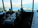 Barkman-Burgess Thanksgiving Dinner high above Queenstown NZ - quite the holiday - very grateful