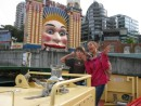 Luna Park and loony Zen kids