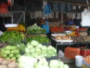 Fresh market in Panama City - photo from s/v Lightfoot